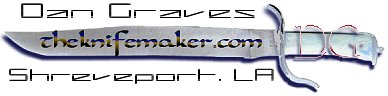 The Knifemaker Custom Hand Forged Knives